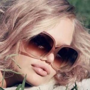 Wildfox Sun Liv Desert Sunglasses